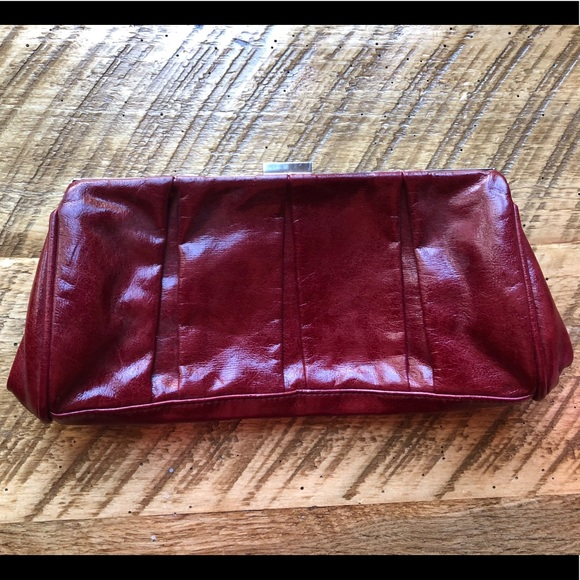 Unlisted Handbags - Unlisted Red Clutch